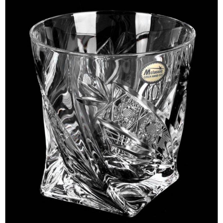 "Набор стаканов 340мл.6шт.""Хрусталь Квадро Комета"", наб."