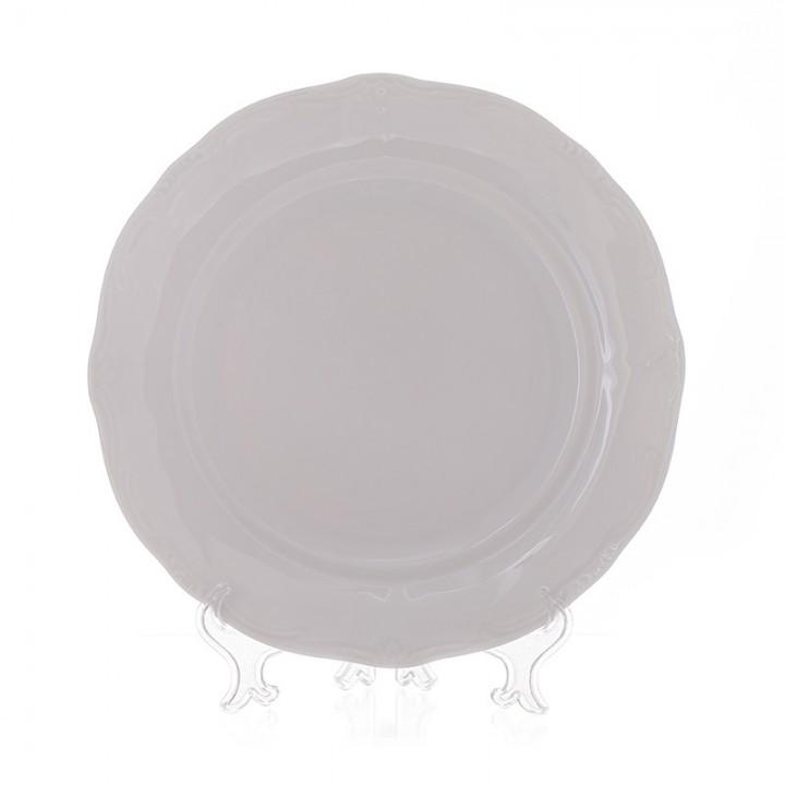 """Набор тарелок 26см.6шт.""""Недекорированный"""", наб."""