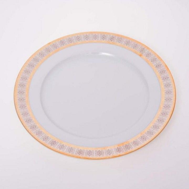 """Набор тарелок 25см. 6шт """"Нина 8201500"""" , наб."""