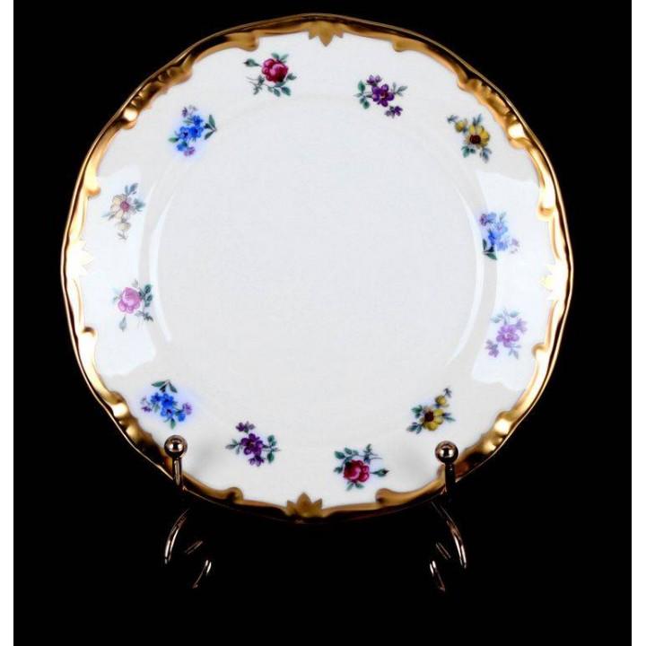 "Набор тарелок 24см.6шт.""Мейсенский цветок"", наб."