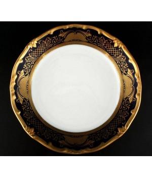 """Набор тарелок 24см.6шт.""""Симфония Кобальт"""", наб."""