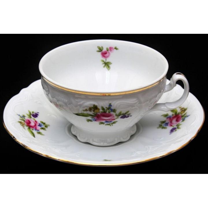 """Набор для чая 155 мл. низ н/н """"Полевой цветок"""" на 6перс.12пред. , наб."""