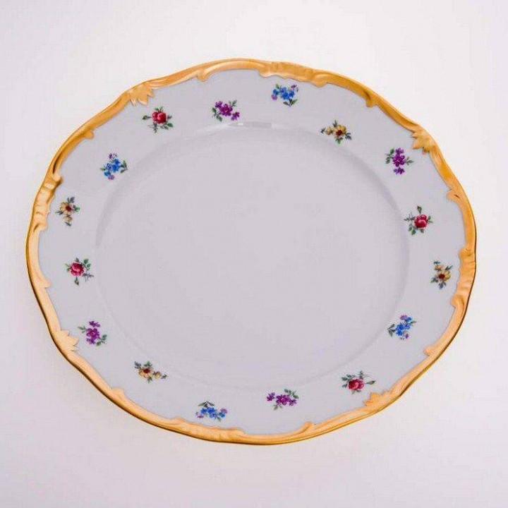 "Набор тарелок 26см.6шт.""Мейсенский цветок"", наб."
