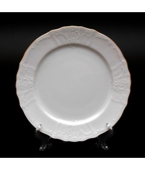 "Набор тарелок 21см. 6шт ""Бернадот белый 311011"" , наб."