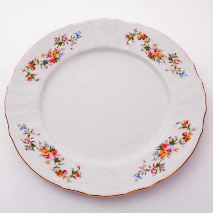 """Набор тарелок 25см. """"Бернадот 03011"""" 6шт , наб."""