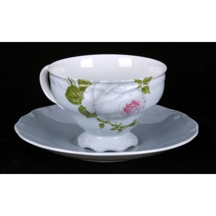 "Набор чайный 210мл. 12пред. ""Алвин голубой"", наб."