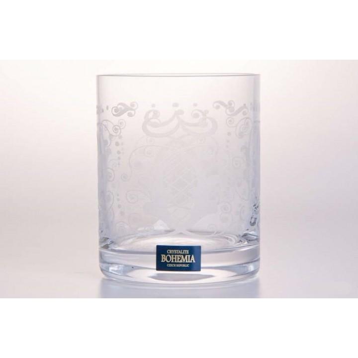 "Набор стаканов 320мл.6шт. ""Клеопатра 375374"" , наб."