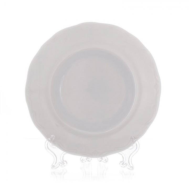 "Набор глубоких тарелок 22см.6шт.""Недекорированный"", наб."