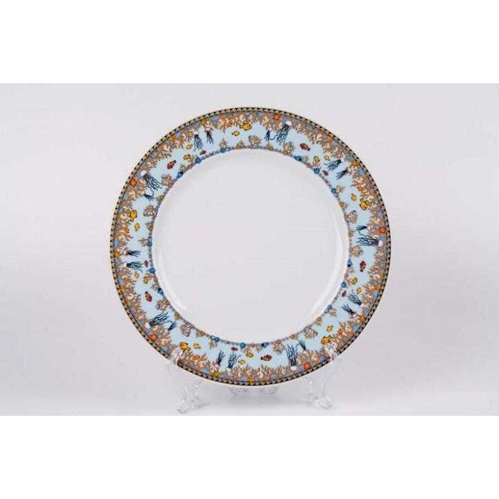 """Набор тарелок 25см. 6шт """"Каиро 674300"""" , наб."""