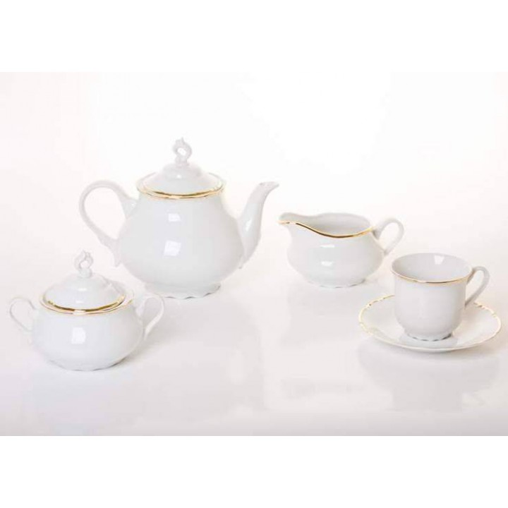 "Сервиз чайный на 6перс.15пред ""Констанция 8205600"", наб."