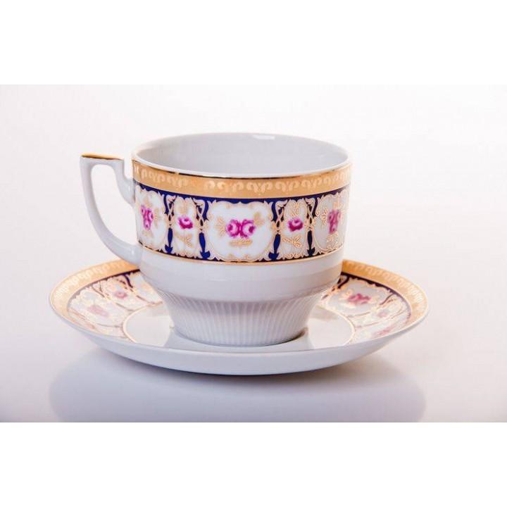 """Набор для чая 155мл. на 6перс.12пред. """"Мария -Луиза 91000101"""", наб."""