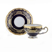 """Набор чайный на 6перс.12пред./подарочный """"Симфония Кобальт"""", наб."""