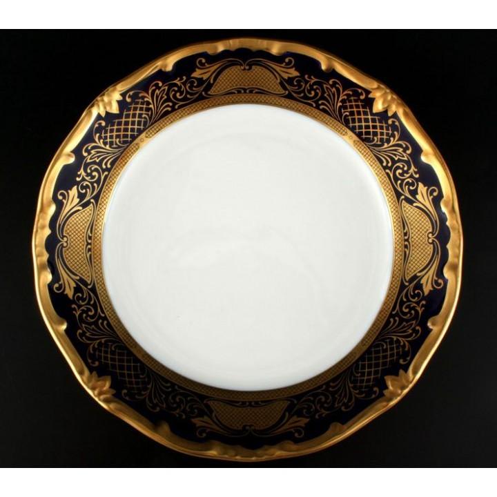 """Набор тарелок 15см.6шт.""""Симфония Кобальт"""", наб."""