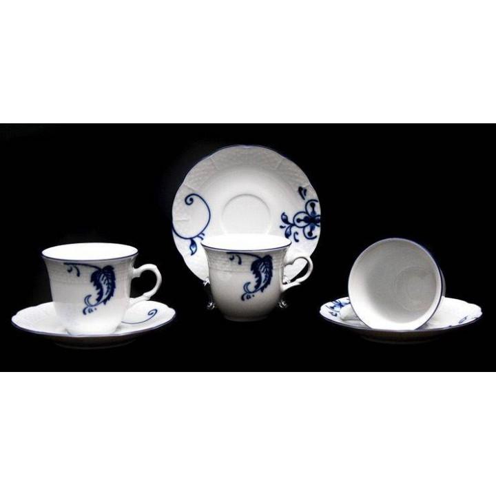 """Набор для чая на 6 перс 12 пред """"Натали 6102"""""""