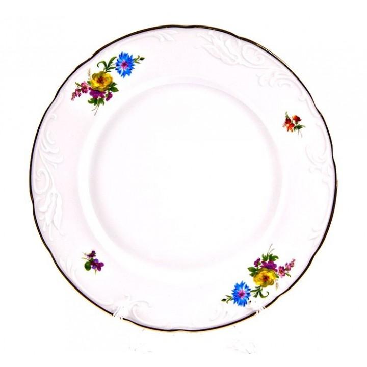 """Набор тарелок 25см. 6шт """"Тулип 73900"""" , наб."""