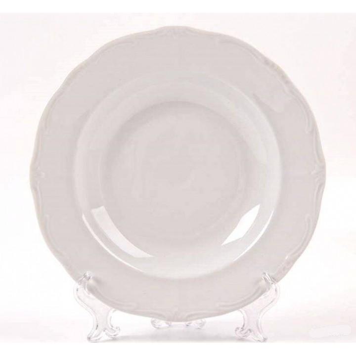 "Набор глубоких тарелок 24см.6шт.""Недекорированный"""
