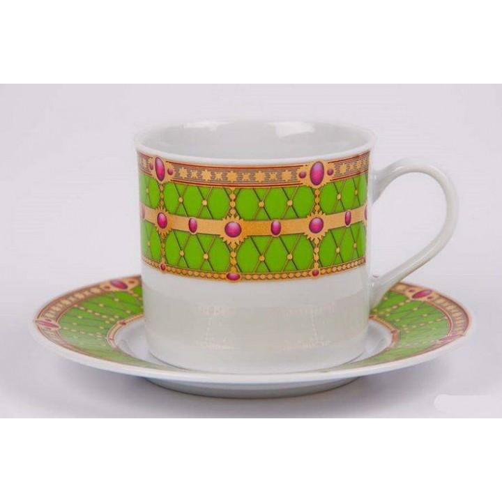 "Набор для чая на 6перс.12пред. выс ""Каиро 6761С0"", наб."