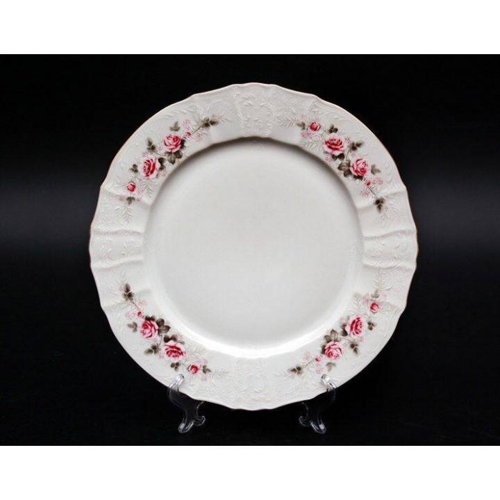 """Набор тарелок 19см. 6шт """"Роза серая 5396011"""" , наб."""