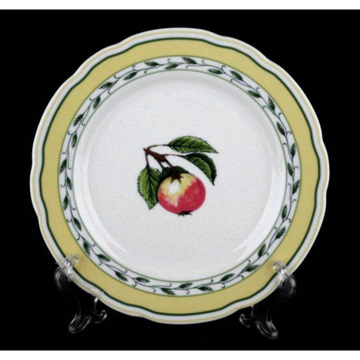 "Набор тарелок 25см. 6шт ""Роза 30200"" , наб."