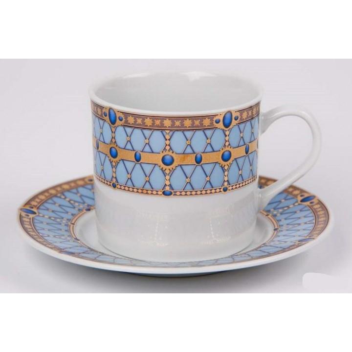 """Набор для чая на 6 перс 12 пред выс """"Каиро 6761В0"""""""