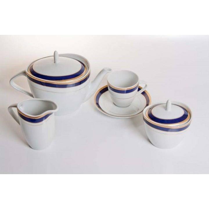 """Сервиз чайный на 6 перс 17 пред """"Силвие 501700"""""""