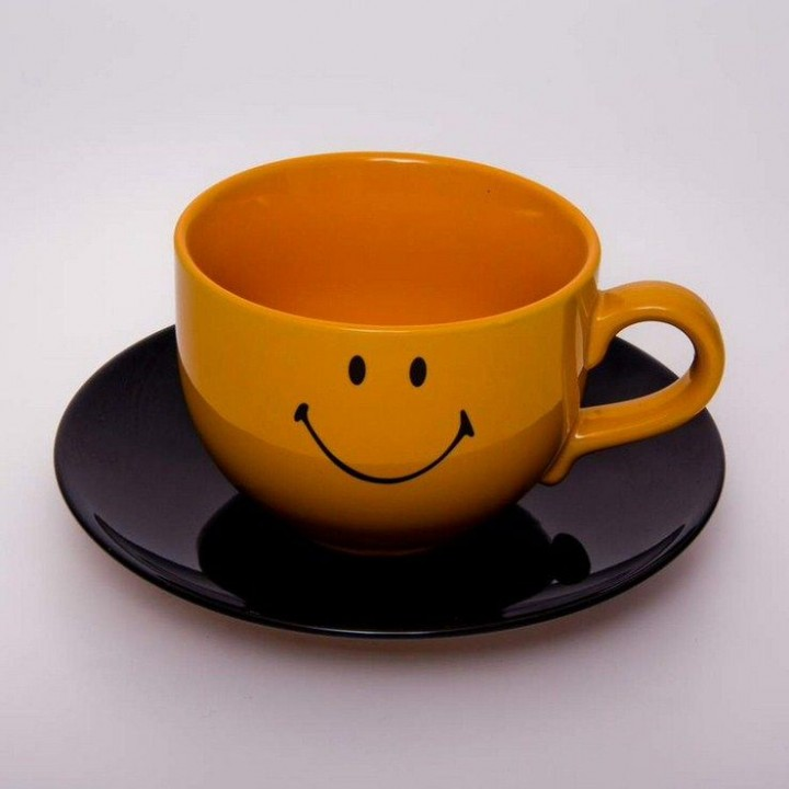 "Набор для чая 500 мл.2 пред..""Вехтерсбах-Smile"""