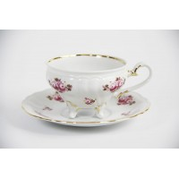 """Набор чайный Шато 210мл. на 6перс.12пред.""""Роза"""", наб."""