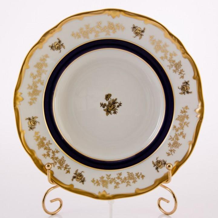 "Набор тарелок 22см. 6шт. ""Анна Амалия""глубокие, наб."