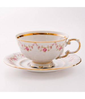 "Набор для чая ""Соната 158"" (чашка 200мл.+блюдце) на 6перс.12пред., наб."