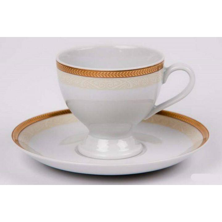 """Набор для чая на 6перс.12пред """"Кристина 702700"""", наб."""