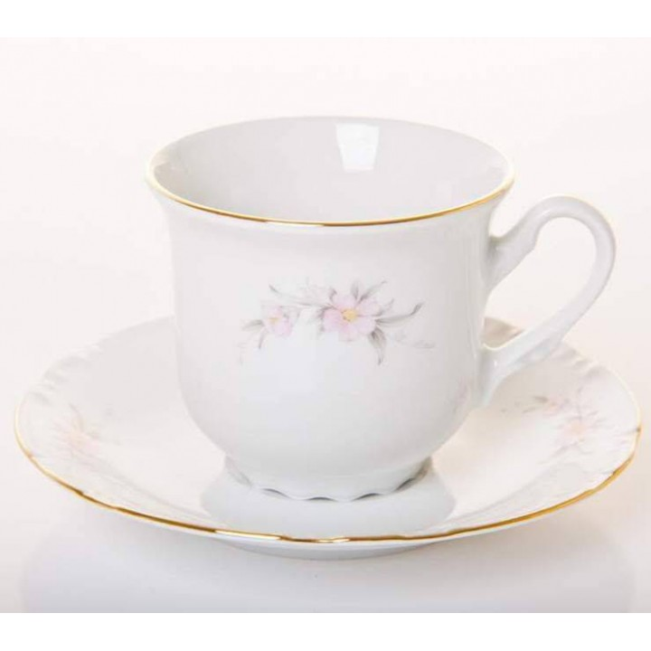 """Набор для чая на 6 перс 12 пред выс """"Констанция 633000"""""""