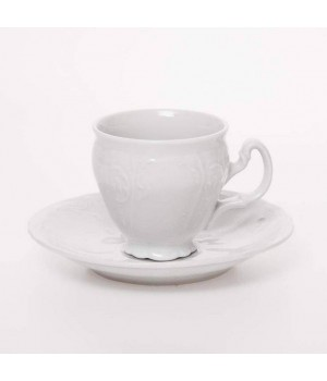 """Набор для кофе на 6перс.12пред. выс. н/н """"Бернадот 0000"""", наб."""