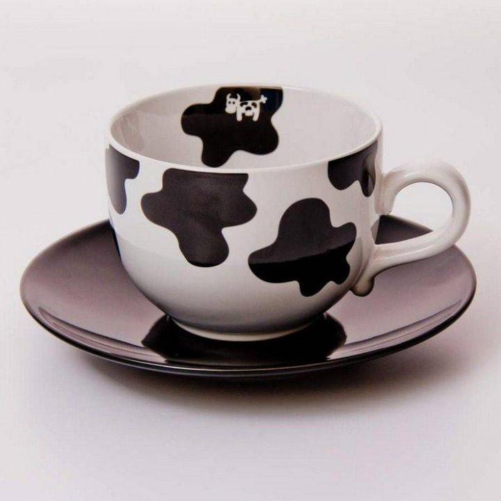 "Набор для чая 500мл.2пред.""Вехтерсбах-Cow skin"", наб."