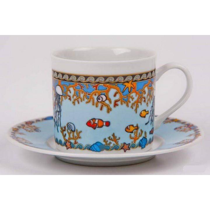 "Набор для чая на 6перс.12пред. выс ""Каиро 674300"", наб."