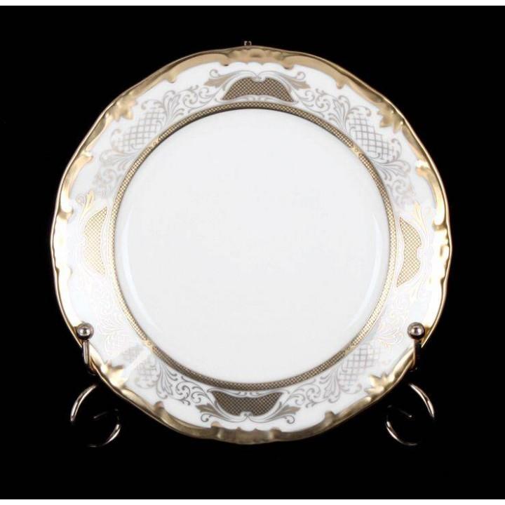 """Набор тарелок 17см.6шт.""""Симфония Золотая"""", наб."""