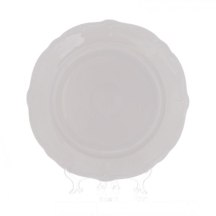 """Набор тарелок 24см.6шт.""""Недекорированный"""", наб."""