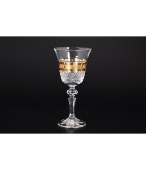 Набор бокалов для вина 170 мл CRYSTAL HEART (6 шт)