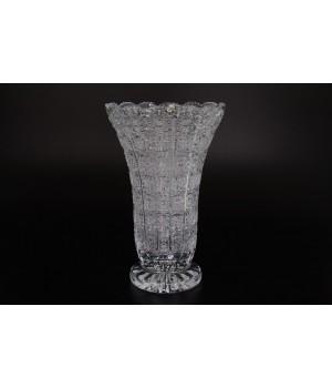 Ваза 35 см Sonne Crystal