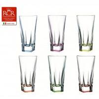Набор стаканов для воды FUSION RCR TRENDS