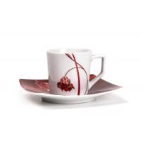 Kyoto 0753 Набор кофейных пар, 6шт/уп