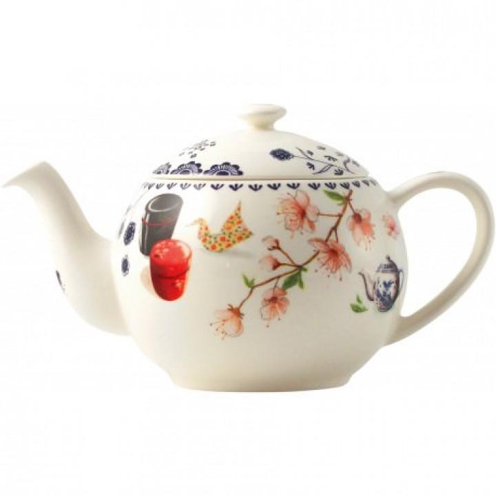 1779CTH101 Чайник Gien, Чайная церемония, 450 мл.