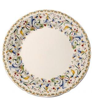1457B6A426 Тарелка обеденная Gien, Тоскана, 28,5 см.