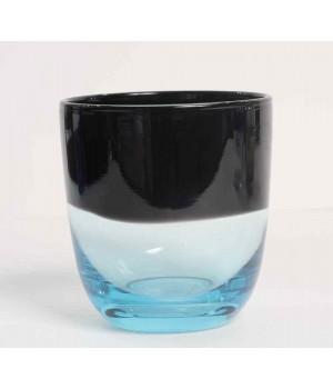 D/0036 бокал для напитка Union Victors, Дерзость, черно-голубой