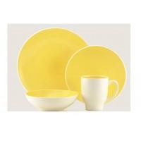 Сервиз Тhomson Pottery, Ови, (16 пред), лимонн