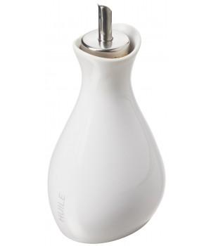 Кухонная посуда REVOL LI0725H-1-2104 Графинчик для масла, белый с серым