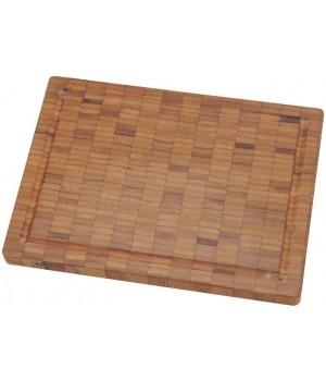 Кухонная посуда ZWILLING 30772-100 Доска разделочная из бамбука 35х25 см