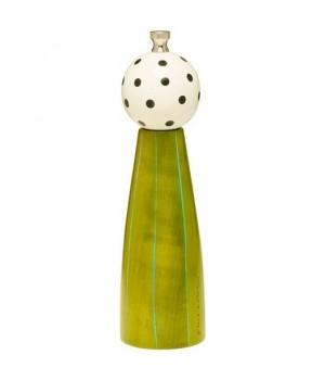 27602 Мельница William Bounds LTD., Бали, зеленый/бирюзовый, 22 см., дизайн Роберт Вилхелм