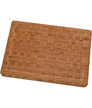 Кухонная посуда ZWILLING 30772-300 Доска разделочная из бамбука 25х18 см