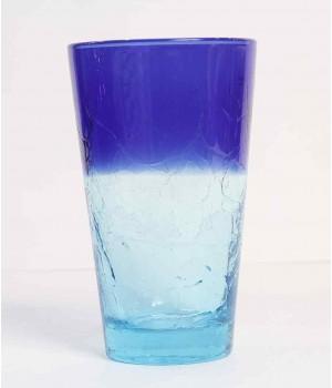 KRA/0007 бокал для коктейлей Union Victors, Кракле, синий