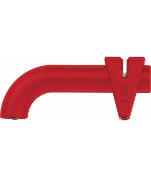 Кухонная посуда ZWILLING 32590-300 Точило для ножей, красное, 165 мм.